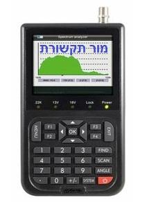 מכשיר מדידה   satlink ws-6912