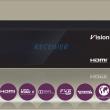 ממיר לווין HD משולב עם עידן פלוס בתקן החדש T2